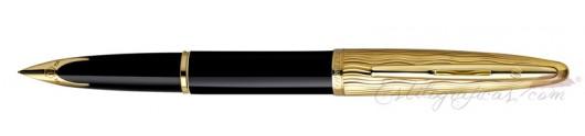 Estilográficas Waterman Carene Essential Negro y Oro