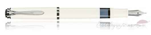 Estilográfica Pelikan Classic M 205 Blanco