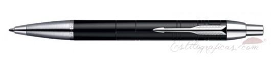 Bolígrafo Parker IM Premium Negro Mate
