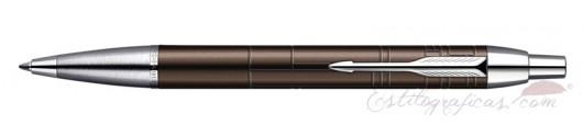 Bolígrafo Parker IM Premium Metallic Brown