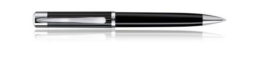 Bolígrafo Pelikan Ductus K 3100 Negro y Plata
