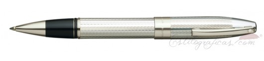 Rollerball Sheaffer Legacy Heritage Plata
