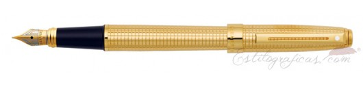 Pluma estilográfica Sheaffer Prelude Signature Oro