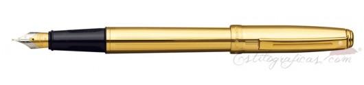 Pluma estilográfica Sheaffer Prelude Oro