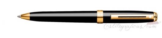 Bolígrafo Sheaffer Prelude Mini Laca Negra