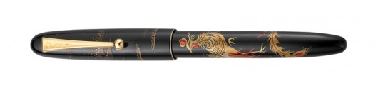Estilográfica Namiki Chinese Phoenix - Nippon Art Collection