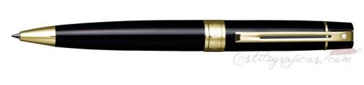 Bolígrafos Sheaffer Gift 300 Negro GT