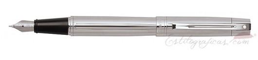 Pluma Estilográfica Sheaffer Gift 300 Cromo