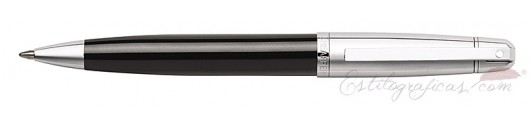 Bolígrafos Sheaffer Gift 500 Negro y Cromo