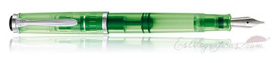 Estilográfica Pelikan M 205 DUO Shiny Green