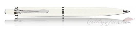 Bolígrafo Pelikan Classic K 205 Blanco
