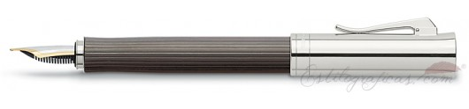 Estilográfica Graf von Faber-Castell Intuition Madera Grenadille