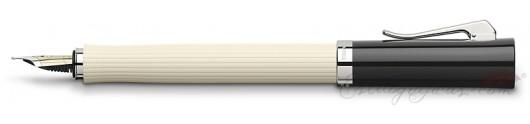Estilográfica Graf von Faber-Castell Intuition Marfil Acanalada