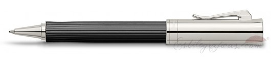 Roller Graf von Faber-Castell Intuition Platino Ébano