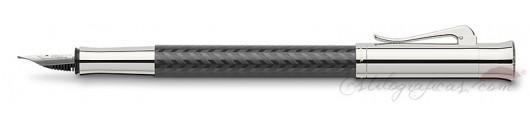 Estilográfica Graf von Faber-Castell Guilloche Chevron