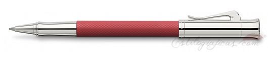 Roller Graf von Faber-Castell Guilloche Coral