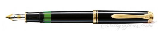 Estilográfica Pelikan Souverän M 600 Negro