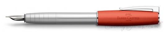 Estilográfica Faber-Castell Loom Naranja