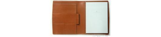 Carpeta de conferencias de piel Graf von Faber-Castell A4