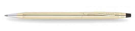 Bolígrafo Cross Classic Century Laminado en Oro de 10 quilates