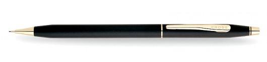 Portaminas Cross Classic Century Classic Black