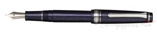Estilográfica Sailor Professional Gear Slim Purple Cosmos