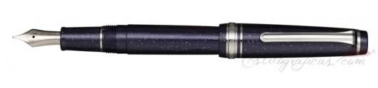 Estilográfica Sailor Professional Gear Slim Purple Cosmos