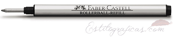Recambios para Rollerball Graf von Faber-Castell Intuition