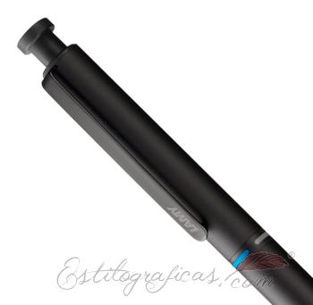 Detalle Multifunción Lamy ST Tri Pen Black