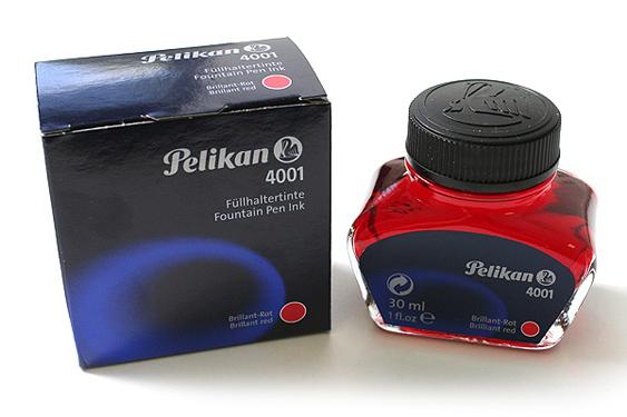 Tintero Pelikan 4001 30 ml