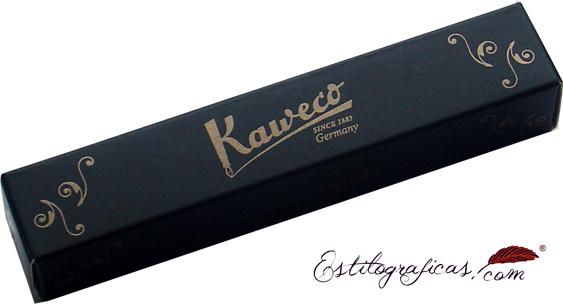 Caja de cartón para estilograficas kaweco Sport classic y Kaweco Sport ICE