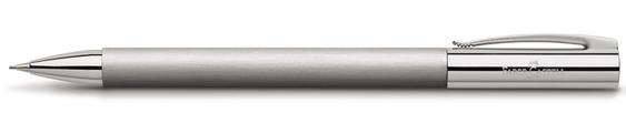 Portaminas Faber-Castell Ambition Acero Inoxidable 138152
