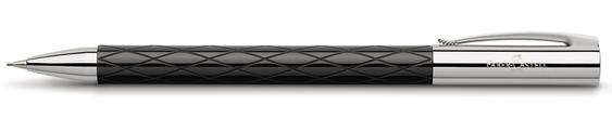 Portaminas Faber-Castell Ambition Resina Rhombus 138900