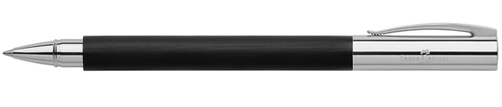 Rollerball Faber-Castell Ambition Resina Negro 148110