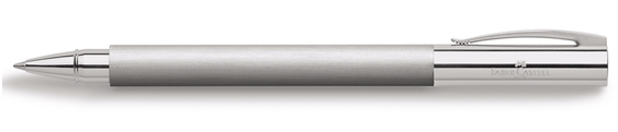 Rollerball Faber-Castell Ambition Acero Inoxidable 148122
