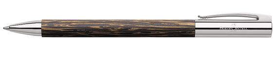 Bolígrafo Faber-Castell Ambition Madera de Coco 148150
