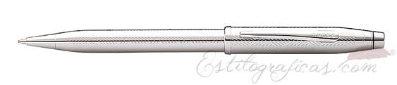Bolígrafo Cross Century II Cromo Espigado Edición Especial 2013 AT-0082WG-92