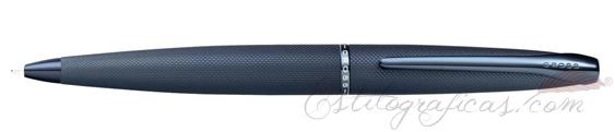 Bolígrafo Cross ATX Azul Oscuro Arenado 882-45