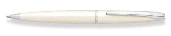 Bolígrafo Cross ATX Blanco Perla enlacado