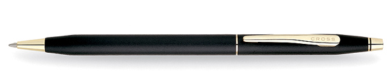 Boligrafo Cross Classic Century classic black