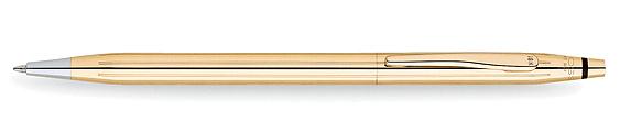 Boligrafo Cross Classic Century Oro 18 quilates