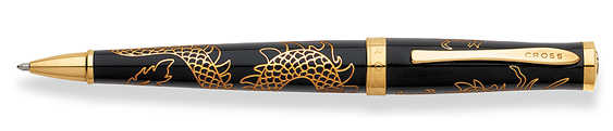 Bolígrafo Cross Año del Dragón de Agua Negro