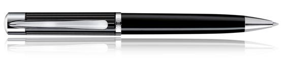 Pelikan Bolígrafo Ductus P 3100 Negro y Plata