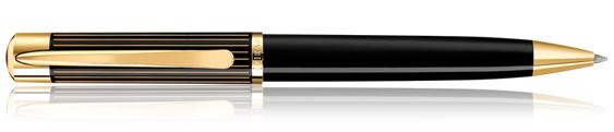 Pelikan Bolígrafo Ductus P 3100 Negro y Oro