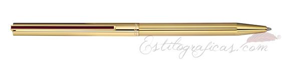 Bolígrafo ST Dupont Classique Oro 045072A