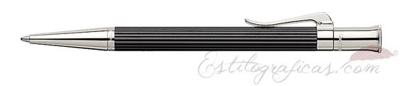 Bolígrafo Graf von Faber-Castell Clásica Ébano