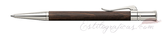 Bolígrafo Graf von Faber-Castell Clásica Grenadille
