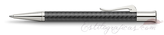 Bolígrafo Graf von Faber-Castell Guilloche Chevron 146630
