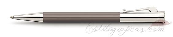 Bolígrafo Graf von Faber-Castell Initio Gris 141581