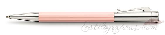 Bolígrafo Graf von Faber-Castell Initio Rosa 141582